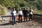 Al via i lavori per la messa in sicurezza della Sp 12 che collega Reggio con Calanna