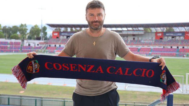 cosenza calcio, direttore sportivo, Roberto Goretti, Cosenza, Sport