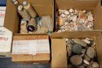 Furti di sabbia e ciottoli in Sardegna: 10 kg sequestrati a 2 turisti. Sanzioni fino a 3mila euro