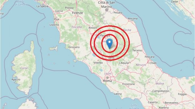 terremoti, Sicilia, Cronaca