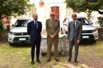 Suzuki in supporto alla Sanità Militare