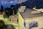 """Da Taormina il primo omaggio agli Azzurri di Mancini: un """"murales"""" per il trionfo agli Europei"""