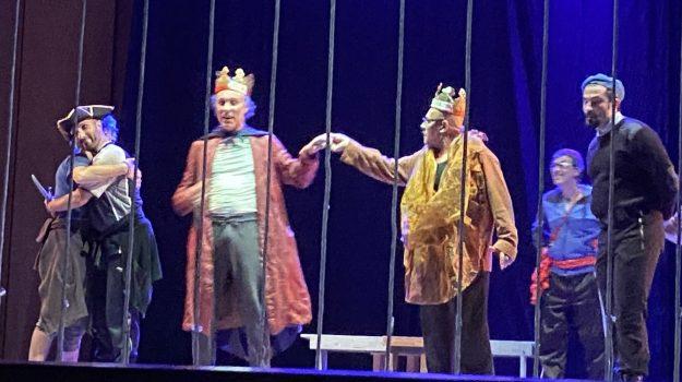 Messina, Gonciaruk e il ruolo pedagogico del teatro in carcere