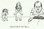 """Narcisisti e invidiosi: ecco i tratti della personalità del """"troll"""" di Internet"""
