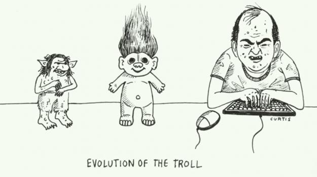 troll, Sicilia, Società