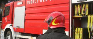 Bruciano le colline di Sant'Agostino a Rende, abitazioni in pericolo