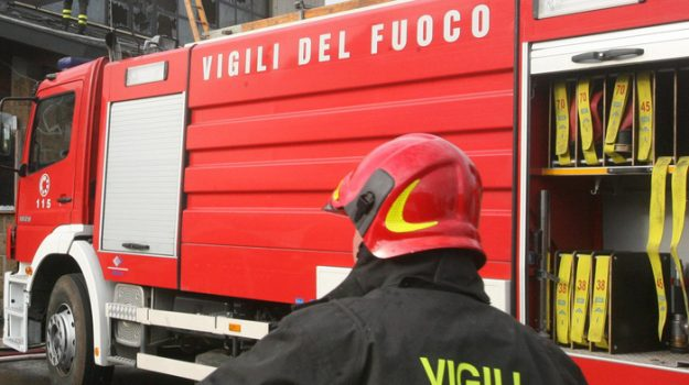 incendio, Cosenza, Cronaca