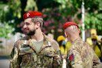 Vibo, i carabinieri in prima linea nel sociale: lo Squadrone Cacciatori a sostegno dei più deboli