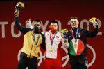 Tokyo 2020: Zanni bronzo nei pesi, quinta medaglia per l'Italia