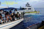 Sbarco di migranti in Calabria, la GdF arresta i 4 trafficanti che si nascondevano tra loro