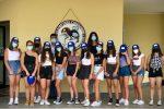 La scuola media di Rombiolo visita l'8º Nucleo Elicotteri dei Carabinieri