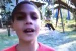 Il video di Marcell Jacobs durante i suoi trascorsi da ragazzino a Rosarno