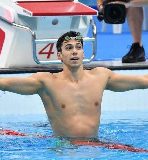 Giovanni Achienza medaglia di bronzo