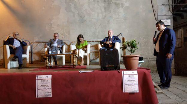 """Centro ricerche iniziative spopolamento spostamenti ambiente"""", san nicola da crissa, Vito Teti, Catanzaro, Cultura"""