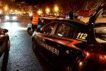Catania, bloccato con una bottiglia di benzina: voleva dar fuoco alla convivente