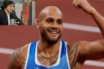 Olimpiadi, Jacobs brucia tutti sui 100 metri e Caressa impazzisce di gioia: il video virale