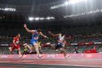 La 4x100 italiana vola a Tokyo: chi è Filippo Tortu, l'ultimo a tagliare il traguardo