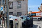 Violento scontro tra auto a Torregrotta, ferite le conducenti