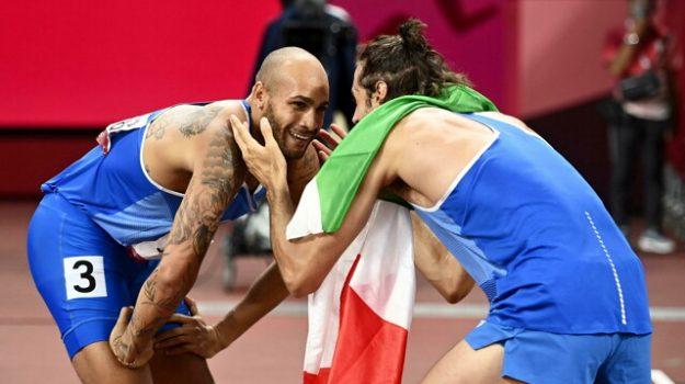 100 metri, olimpiadi, salto in alto, Tokyo 2020, Gianmarco Tamberi, Marcell Jacobs, Sicilia, Tokyo 2020