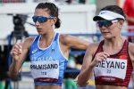 Tokyo 2020, il compleanno da favola di Antonella Palmisano: oro nella 20 km marcia