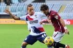 Crotone: il centrocampista Petriccione al Pordenone, Simy alla Salernitana