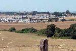 """Rave abusivo in provincia di Viterbo: """"Area liberata, non c'è più nessuno"""""""