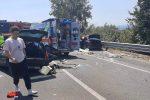Sibari, gravissimo incidente sulla SS106. Tre morti e un ferito grave