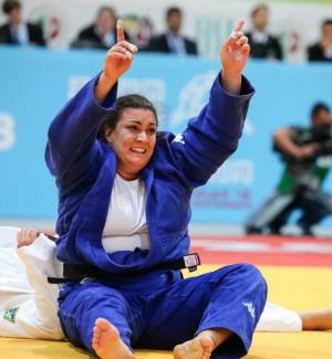 """Carolina, la judoka che lassù ha un tifoso """"speciale"""""""