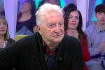 """Gianfranco D'Angelo si racconta, una delle ultime interviste: """"Condannato a farvi ridere"""" VIDEO"""