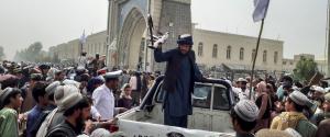 """Kabul conquistata. A Venezia la disperazione dello chef Hamadi: """"Salvate mia sorella"""""""
