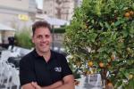 Lo chef Francesco Cannistrà