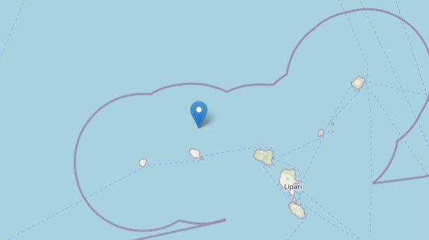 isole eolie, terremoto, Sicilia, Cronaca