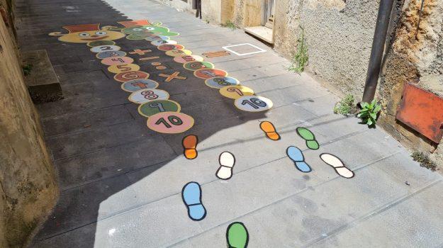 la via dei bambini, monterosso calabro, Antonio Giacomo Lampasi, Catanzaro, Società