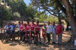 Joppolo, si è concluso il viaggio della solidarietà in bici di Samuele Zago e Marco Roveda