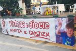 Tragedia Caronia: in piazza per ricordare Viviana e Gioele. Il dolore della famiglia