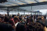 """Ferragosto da """"sold out"""" alle Eolie, pienone al porto di Milazzo - FOTO"""