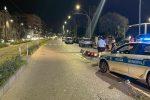 Perde il controllo dello scooter e precipita sull'asfalto, ferito un 30enne a Messina - FOTO