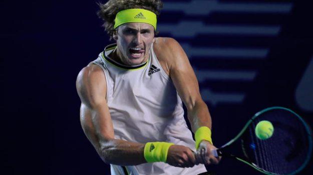 Olimpiadi Tokyo 2020, tennis singolare maschile, Alexander Zverev, Sicilia, Tokyo 2020