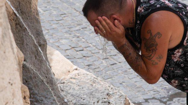 caldo sicilia, palermo, record, Sicilia, Cronaca