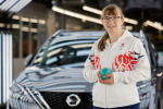 Anna Nicholson, ingegnere Nissan, alle Paralimpiadi di Tokyo