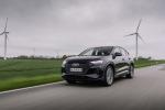 Autonomia record per Audi Q4 Sportback 40 e-tron
