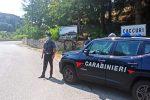 Rissa a Castelsilano: quattro persone ai domiciliari