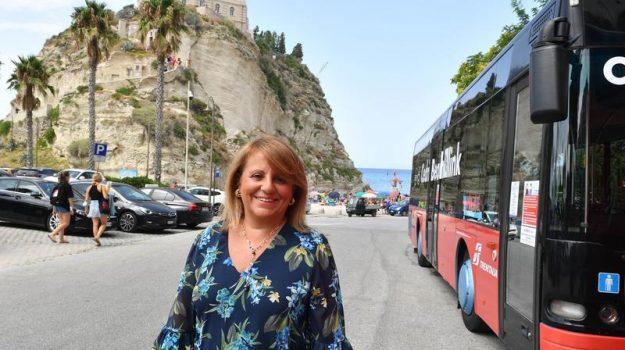 bigliettazione integrata treno-bus, tropea, Domenica Catalfamo, Calabria, Cronaca