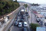 """Lunghe attese a Messina, bollino rosso e controesodo """"violento"""""""