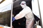 Coronavirus Calabria, reparti di area 'non critica' al 19%