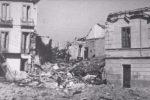 Catanzaro distrutta dai bombardamenti del 1943