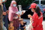 In fuga da Kabul a Parma. Una famiglia con una bisnonna di 90 anni ed una neonata