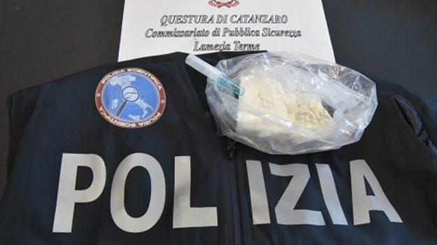 droga, lamezia terme, un arresto, Catanzaro, Cronaca
