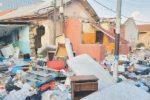 Messina, giù le baracche di Fondo Saccà