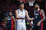 Tokyo 2020, l'Italbasket dà tutto. Ma la semifinale è della Francia: azzurri ko 75-84